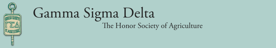 Gamma Sigma Delta